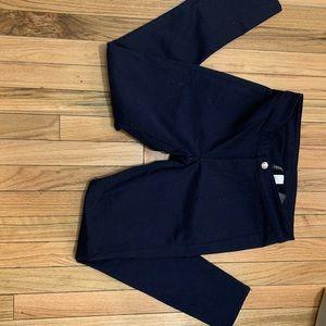 Navy women pants